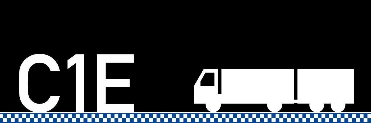 Führerscheinklasse C1E - Fahrschule Buss & Onken